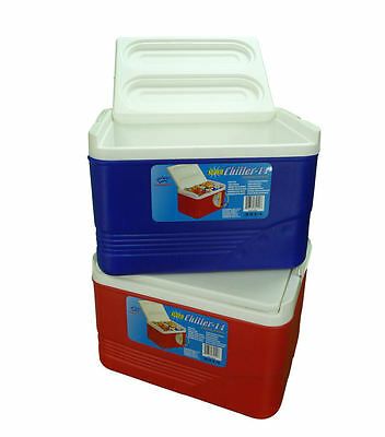 Super Chiller 6 Litre Insulated Cool Box Cooler Party Picnic Beach Travel