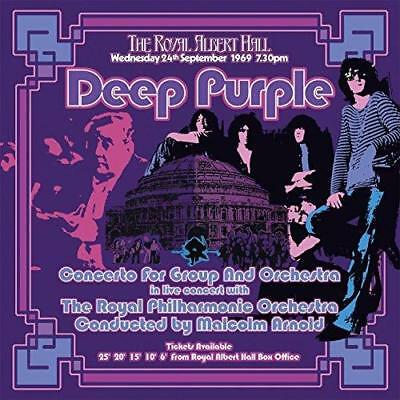 "Deep Purple - Concerto For Group And Orchestra (NEW 3 x 12"" VINYL LP)"