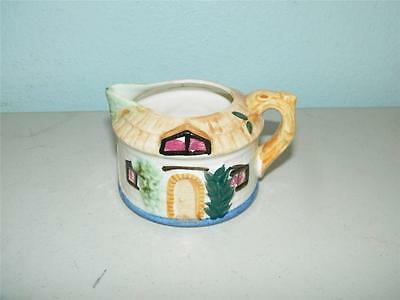 Vintage Made in Occupied Japan Cottage House Creamer 11450