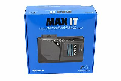 Compustar FT7000AS MAXIT Alarm / Remote Start Controller FT-7000AS-CONT