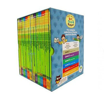 Oxford Reading tree Early Readers Collection 50 Books Set Mixed Lot English