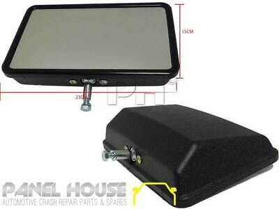 Door Mirror Head X 2 Fits Landcruiser Hilux Rodeo Tray Back Ute