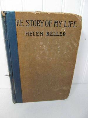 Helen Keller THE STORY of MY LIFE Grosset & Dunlap Edition HB 1905