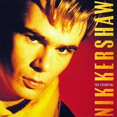 Nik Kershaw / Nick ( New Sealed Cd ) The Essential Greatest Hits  / Very Best Of