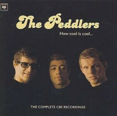 Peddlers, The - How Cool Is Cool NEW 2xCD