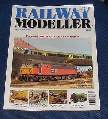 Railway Modeller Volume 57 Number 664 February 2006 - Wellbridge