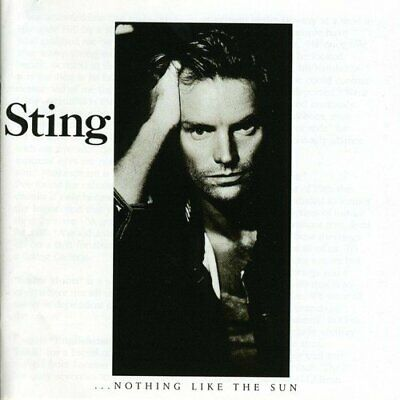 Sting - Nothing Like The Sun (NEW CD)