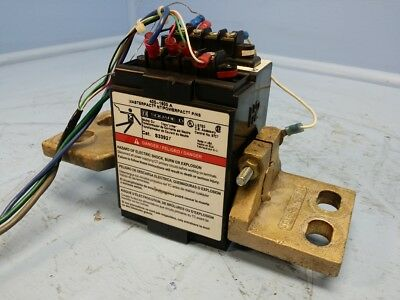 Square D S33927 Neutral Current Transformer 400 - 1600 Amp MasterPact PowerPact