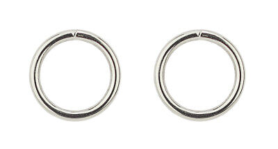 25 - 1/2 Inch Welded O-Rings Closeout