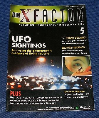 The X Factor No.5 - Ufo Sightings