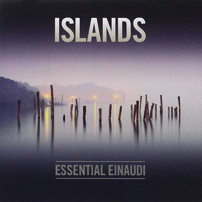Ludovico Einaudi (New Sealed Cd) Islands / Essential Greatest Hits Very Best Of
