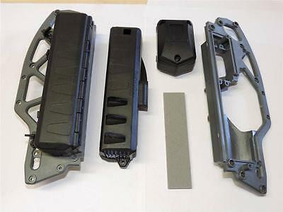 HPI Savage XS Flux Chassis And Battery Cover Set 105690 Plus 105277