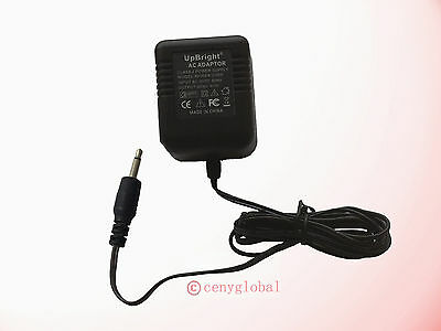 AC Adapter For Alesis Microverb Midiverb II 2 III 3 Charger Power Supply Cord