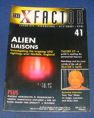 The X Factor No.41 - Alien Liaisons