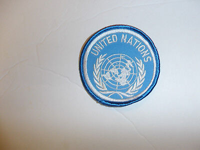 b3867 United Nations UN patch R2A