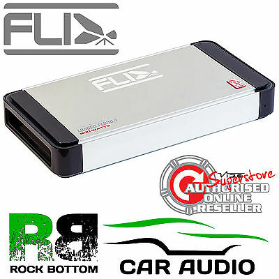 FLI TRAP AUDIO LOADED FL800.4 800 Watts RMS 4 Channel Car Amplifier Amp