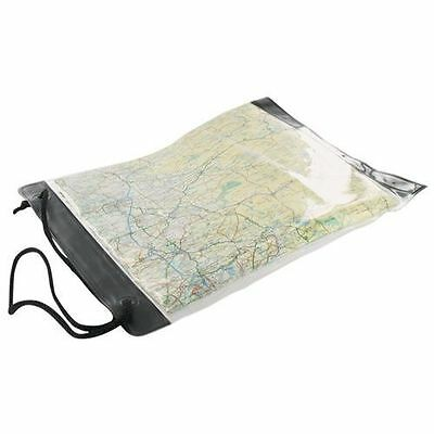 Highlander Scout Map Case Camping Survival Water Resistant Cover Protector
