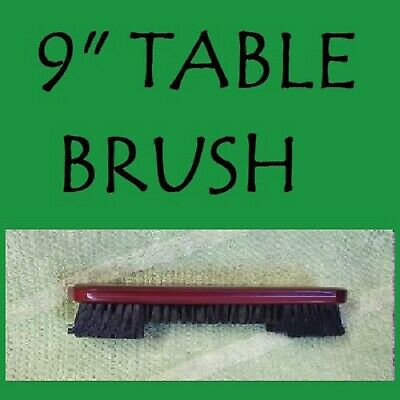 """POOL/ SNOOKER """"QUALITY 9"""" BRUSH """" a must for all tables"""