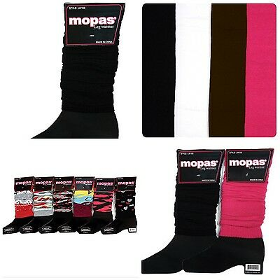 1 Pair Womens Mopas Leg Warmers