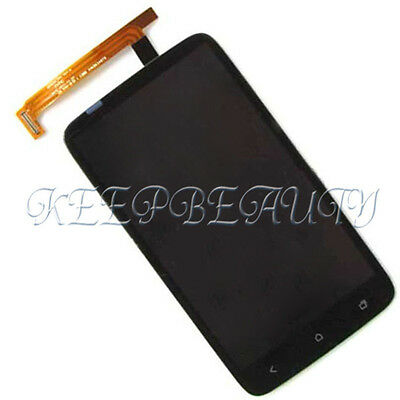 New Lcd Display and Touch Digitizer Screen for HTC ONE X Free Shipping&Tracking#