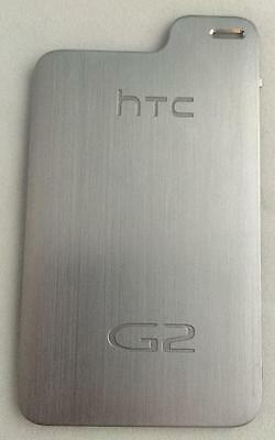 NEW OEM HTC G2 Google T-Mobile Original Battery Door Back Cover Silver