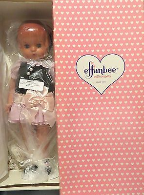 Effanbee Patsy Ann Family Replica Hard Vinyl Doll Limited Edition New in Box