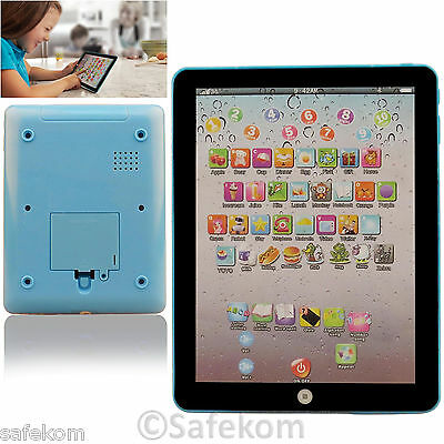 Kids First Learning Touch Computer Toy Tablet Childrens Laptop Educational Ypad
