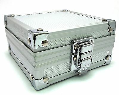 Premium Aluminium padded TATTOO machine gun Case/Box for 1 gun