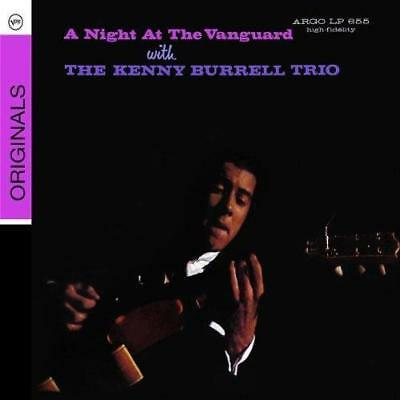 Kenny Burrell - A Night At The Vanguard (NEW CD)