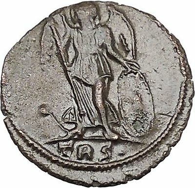 Constantine I The Great founds Constantinople Ancient Roman Coin Victory i42321