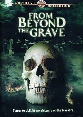 NEW From Beyond the Grave on DVD SEALED