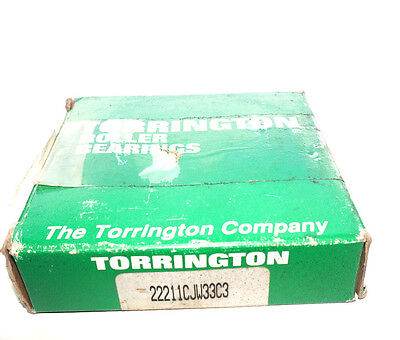 New Torrington 22211Cjw33C3  Roller Bearing