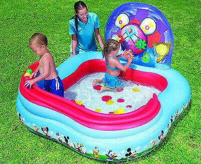Mickey Mouse Clubhouse Inflatable Play Center (91015)