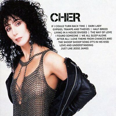 Cher ( New Sealed Cd ) Icon : Greatest Hits / The Very Best Of Collection