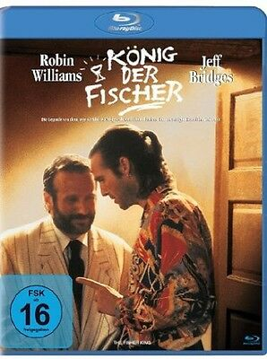 Blu-Ray * König der Fischer Robin Williams.Jeff Bridges NEU OVP