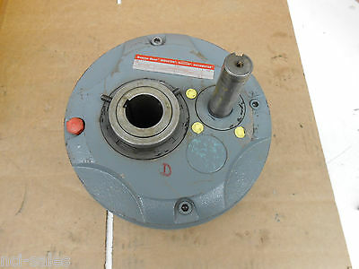 Boston Gear Reductor 231D-100, Input Rpm/hp, 1 0/3.020 Output Torque 101 Lb. In.