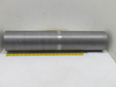"2-Ply Longitude Ribbed Top Conveyor Belt Rubber Mat 26"" Wide 10' Long .10""Thick"
