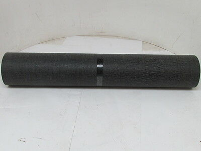 "1-Ply Rough Top Incline Conveyor Belt Rubber Mat 32"" Wide 60"" Long 1/4"" Thick"