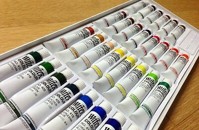 Shinhan Professional Artist Grade Watercolor Paint Sets 13 18 24 30 Tubes