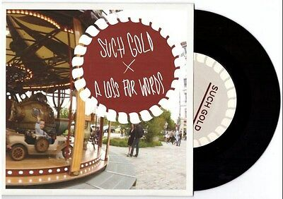 """Such Gold/A Loss For Words"""" split"""" 7"""" /200 The Story So Far Title Fight Citizen"""