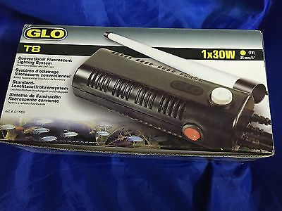 Hagen Glo T8 Aquarium Lighting Starter Unit Ballast 30W