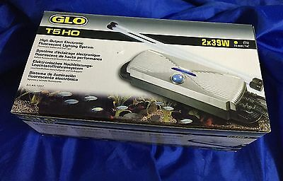 HAGEN GLO T5 AQUARIUM LIGHTING STARTER UNIT BALLAST twin 39W