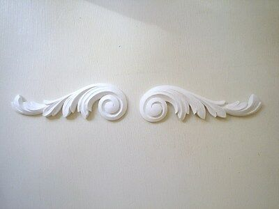 Silicone Rubber Mould Ornate Scroll Mouldings