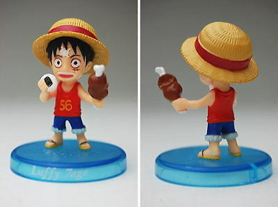 Bandai One Piece Promise of the Marineford Collection Figure Luffy SP Secret