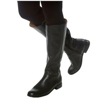 NEW! WOMEN'S KENNETH COLE NEW YORK LEATHER BOOTS BLACK! VARIETY! KC RETAIL $298!