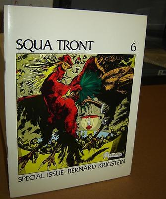 SQUA TRONT #6 (E.C. FANZINE) 1975; $50 IN GUIDE! SHARP! UNCIRCULATED (id# 13170)