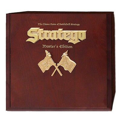 Stratego Master's Edition Game