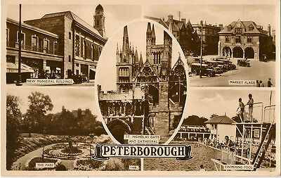PETERBOROUGH( Cambridgeshire): Multiview RP