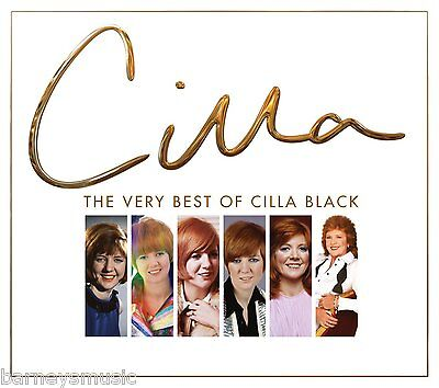 Cilla Black ( New Sealed Cd & Dvd ) The Very Best Of / Greatest Hits
