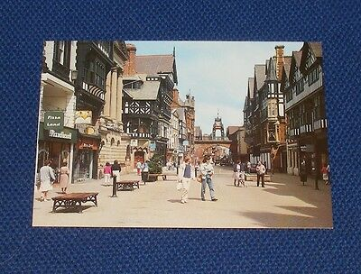 Cheshire - Eastgate Street, Chester